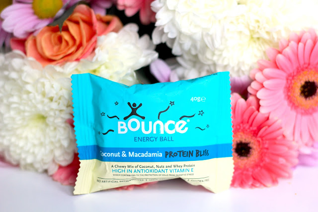 Coconut Bounce Energy Ball Review