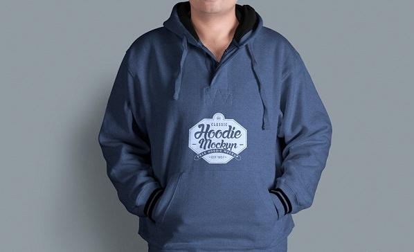 Mockup jaket hoodie