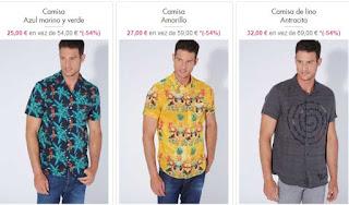 camisas para chico de Desigual 2
