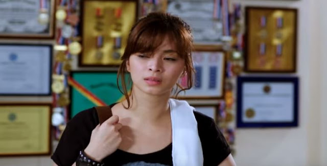 WATCH: Donna Cariaga Channeled The Most Iconic Lines In Star Cinema
