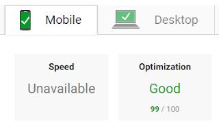 Cek kecepatan Loading Blog dan Cara memperbaikinya hingga 99%