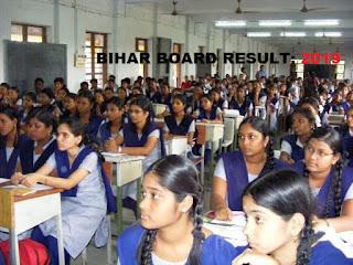 bihar board result 2019