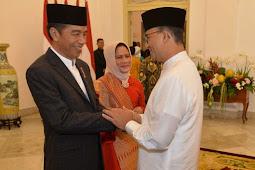 Anies Mengaku Sudah Bicarakan 6 Tol Dalam Kota dengan Jokowi