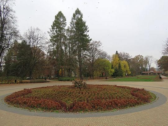 Park Zdrojowy.