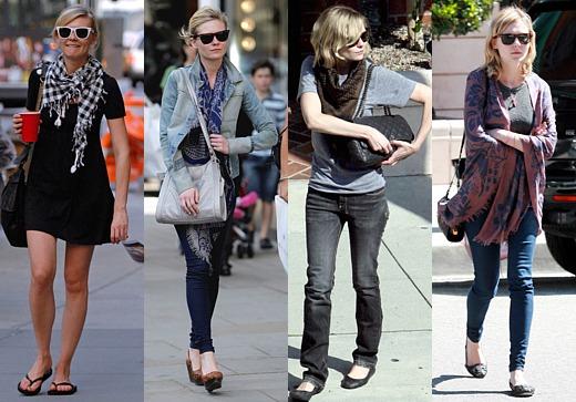 Kirsten Dunst Fashion - zakrecona-milka
