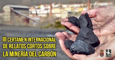 III certamen Internacional de Relatos Cortos sobre la Minería del Carbón (CIM Barruelo)