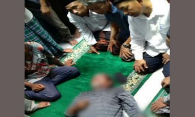 Seorang Jamaah Masjid Raya Baiturrahman Meninggal Dunia Usai Shalat