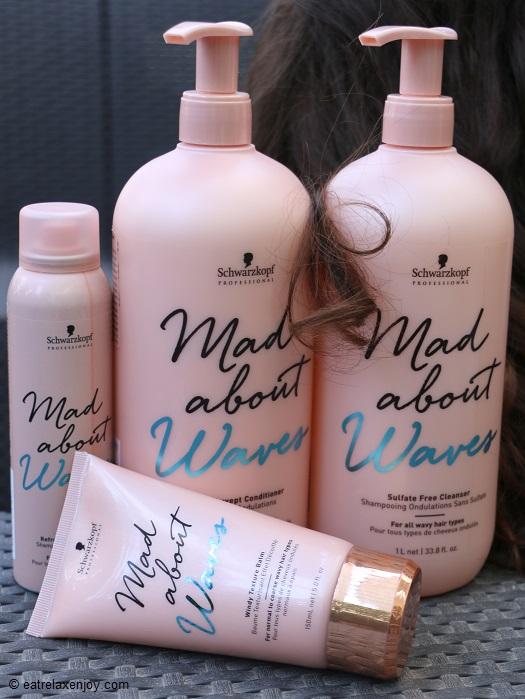 סדרת Mad About Curls & Waves של שוורצקופף פרופשיונל