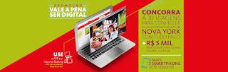 Promoção Santander 2016 - Vale a pena ser digital