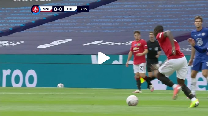 VIDEO: Manchester United 1:3 Chelsea FC / FA Cup