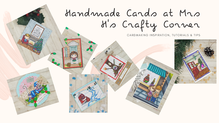 Handmade Cards at Mrs H's Crafty Corner