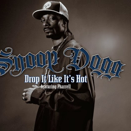 Snoop Dogg & Pharrell Williams - Drop It Like It's Hot (International Version)  Cover