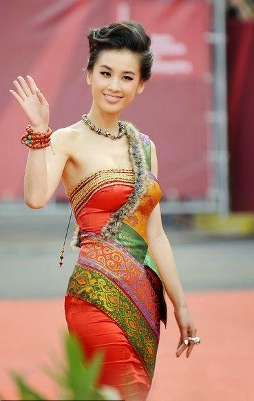Movie Star: Eva Huang