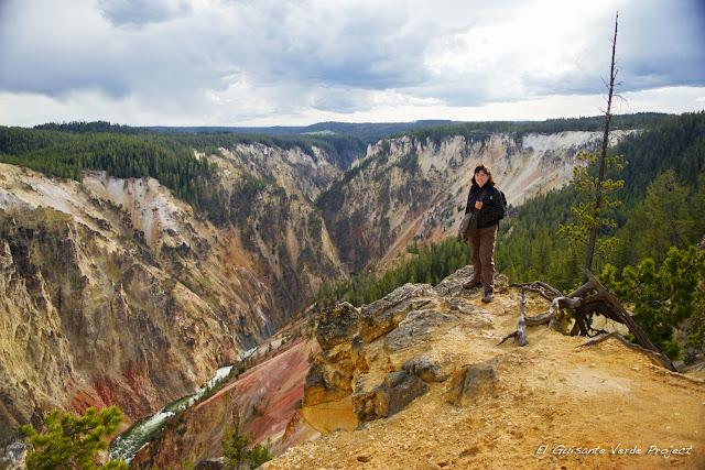 USA, Parque Nacional Yellowstone  por El Guisante Verde Project