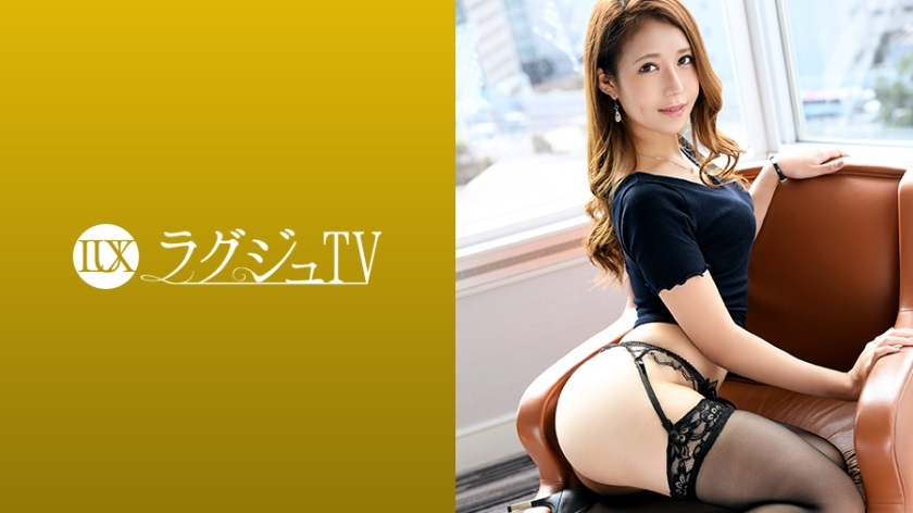 259 LUXU-1064 Luxury TV 1050 Akimoto Sanae 30 years former international flight CA