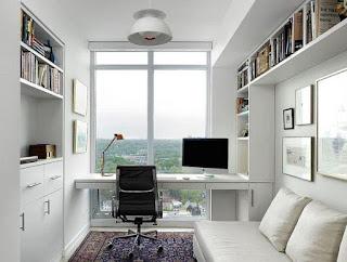 Beberapa Ide Dekorasi Ruangan Home Office