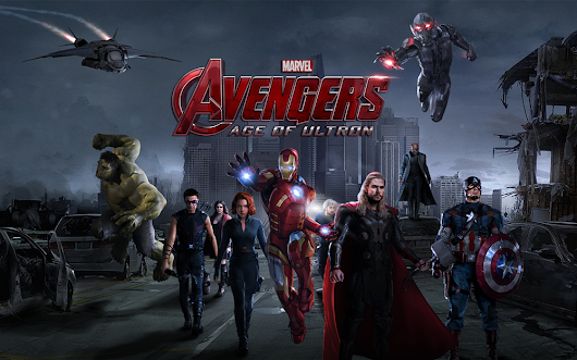 Avengers: Age of Ultron (NO Spoilers)