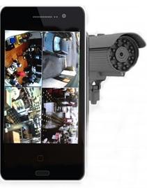 Membuat android jadi CCTV portable