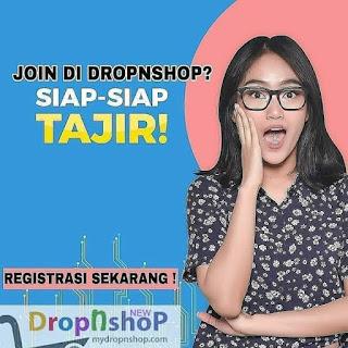Bisnis Online  Dropnshop