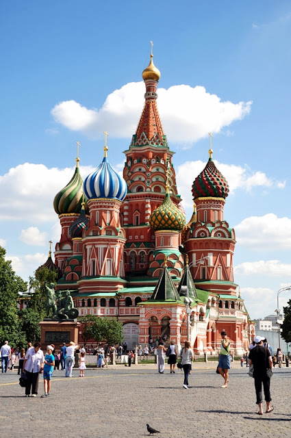 Red Square, Moscow // Roter Platz, Moskau