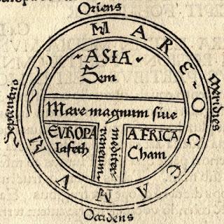 Peta T dan O Abad Pertengahan