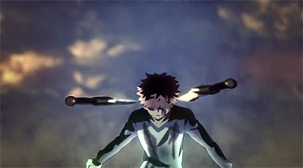 Fate/Stay Night: Unlimited Blade Works (Tv version) - anime terbaik fall 2014