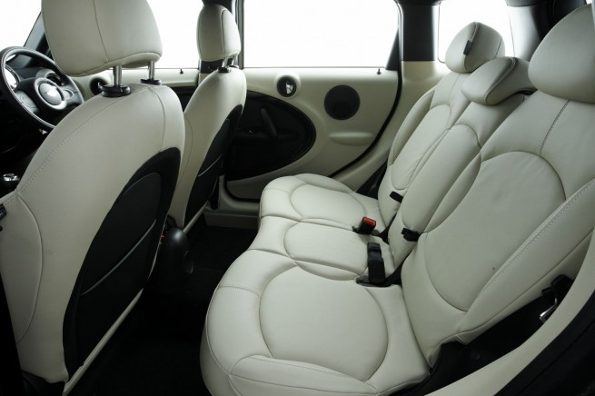 You Will Be Able To Order Configure Rear Bench Seat For Mini Countryman Starting July September 2017 Production Bucket Is Already Available In Other