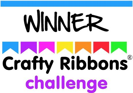 Crafty Ribbons Challenge Winner