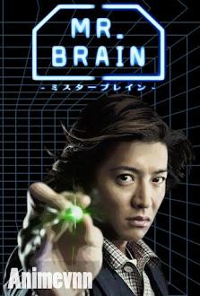 Mr. Brain -  2013 Poster