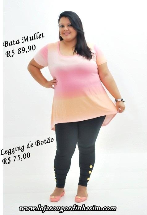 ca882c7302bd Helena Custodio Modelo Plus Size: LOJA SOU GORDINHA SIM