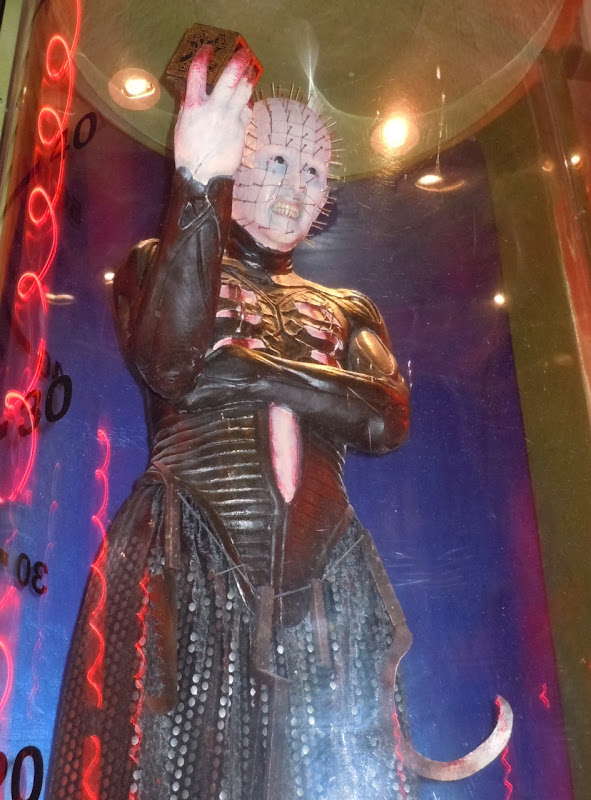 Hellraiser 3 Pinhead special effects figure