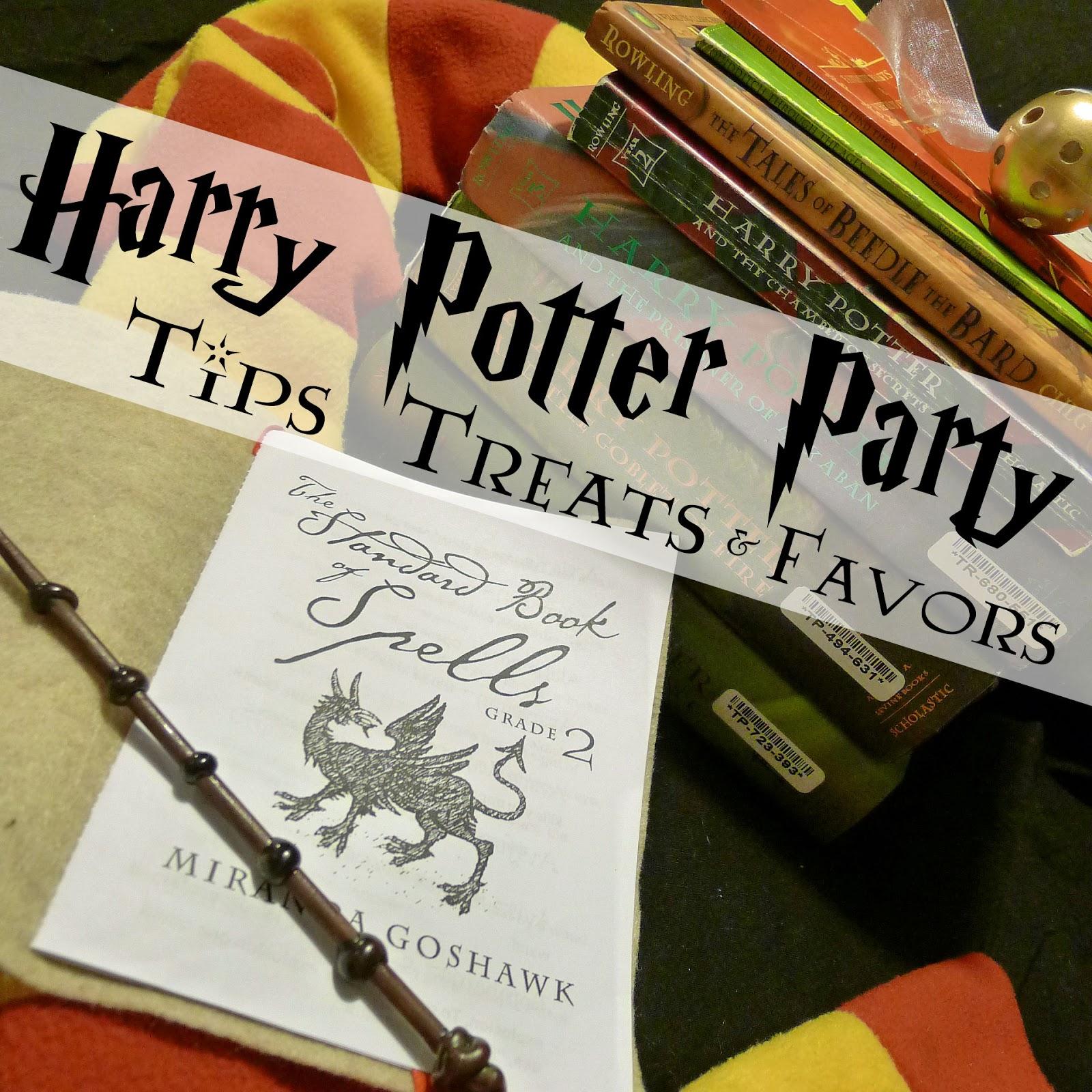 harry potter birthday - photo #11