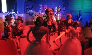 marionette e burattini a teatro
