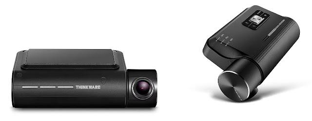 Mybeerbuzz .com Highlights The Thinkware F800 Pro Dual Channel Dash Camera