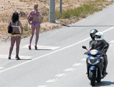 prostitutas en lloret prostitutas autovia castelldefels