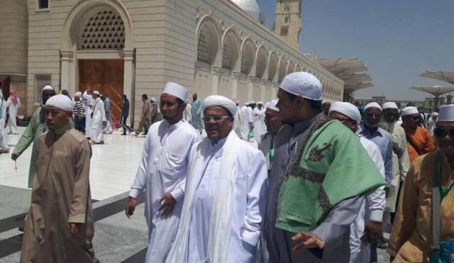 Mengejutkan, dari Arab Saudi Habib Rizieq Ungkap Rencana Aksi Kawal MA Tanggal 5 Mei Bersama Tokoh-tokoh Penting