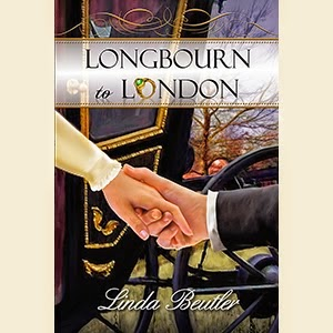 Book cover - Longbourn to London by Linda Beutler