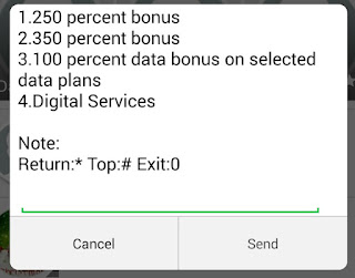 How To Get Double Of Your Data Subscription On Etisalat