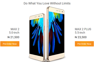 Injoo max2 And max2 Plus Now Released Best Alternative To Infinix Hot note