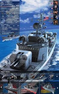 Didalam game ini kalian akan masuk ke dalam dunia apocalyptic yang telah ditelan bahari dan BBM MOD APK Battle Warship:Naval Empire v1.3.5.9 Apk Mod