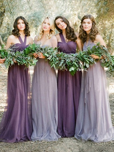That Being Said I Find Violet Perfect When It Comes To Bridesmaid Dresses Looking For The You Would Want Something