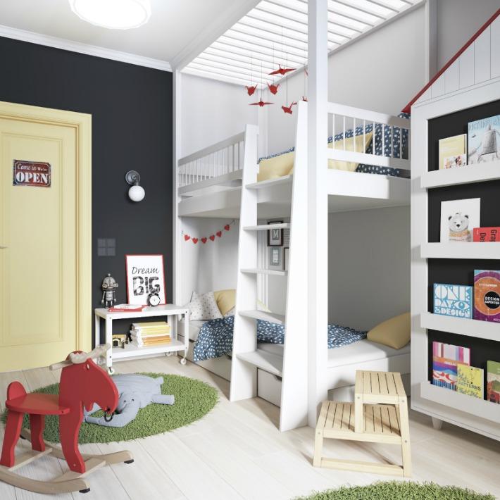 Proyecto decorativo con mobiliario de IKEA