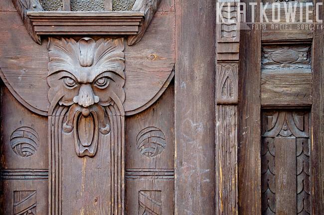 Żary: secesyjna stolarka drzwiowa