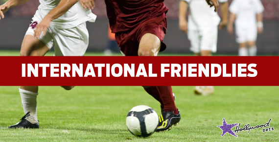 International Club Friendlies Preview