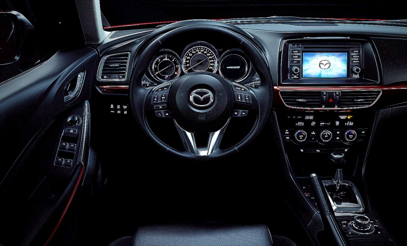 Mazda 6 2014 Interior ...