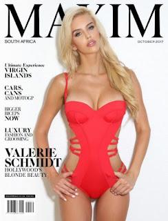 Maxim Sudafrica – Octubre 2017 PDF Digital