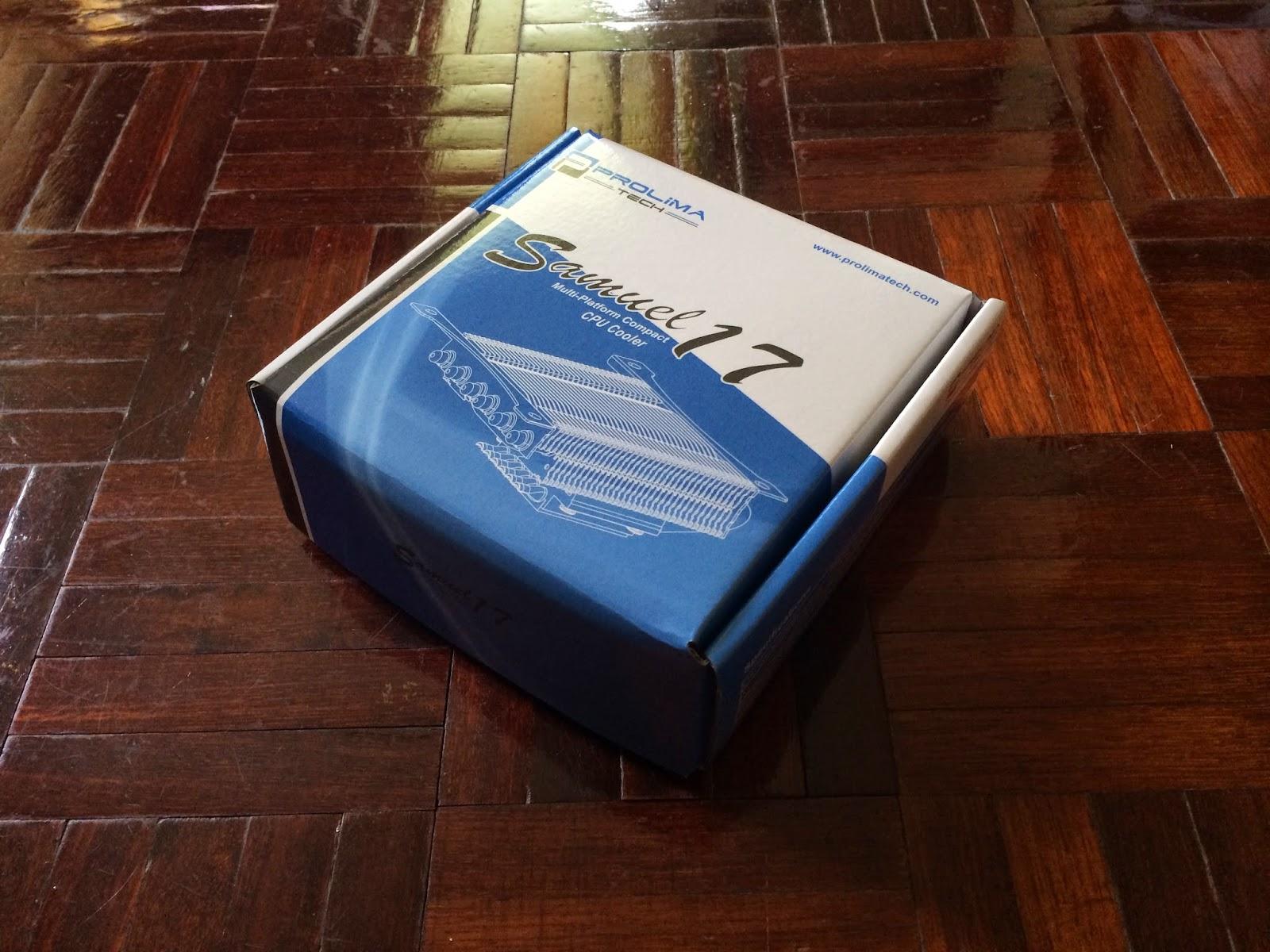Unboxing & Review: Prolimatech Samuel 17 Low Profile CPU Cooler 1