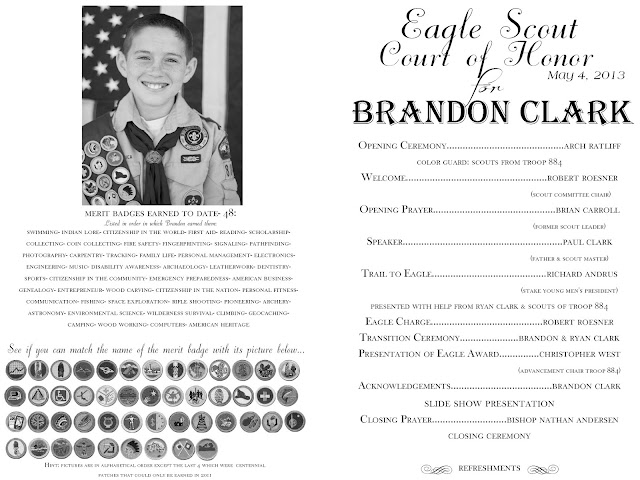 eagle scout certificate template - 1000 images about eagle scout ideas on pinterest eagle