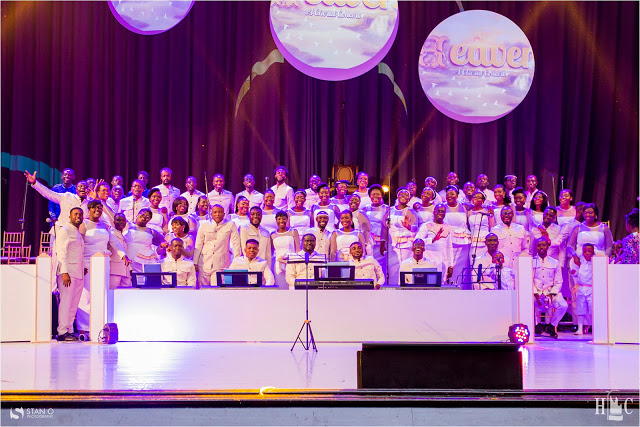 Harmonious Chorale Sweeps Seven Awards At The GHYouth Choir Choral Festival And Awards