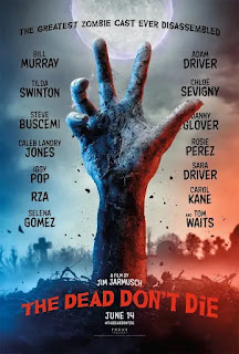 The Dead Don't Die - Poster & Trailer